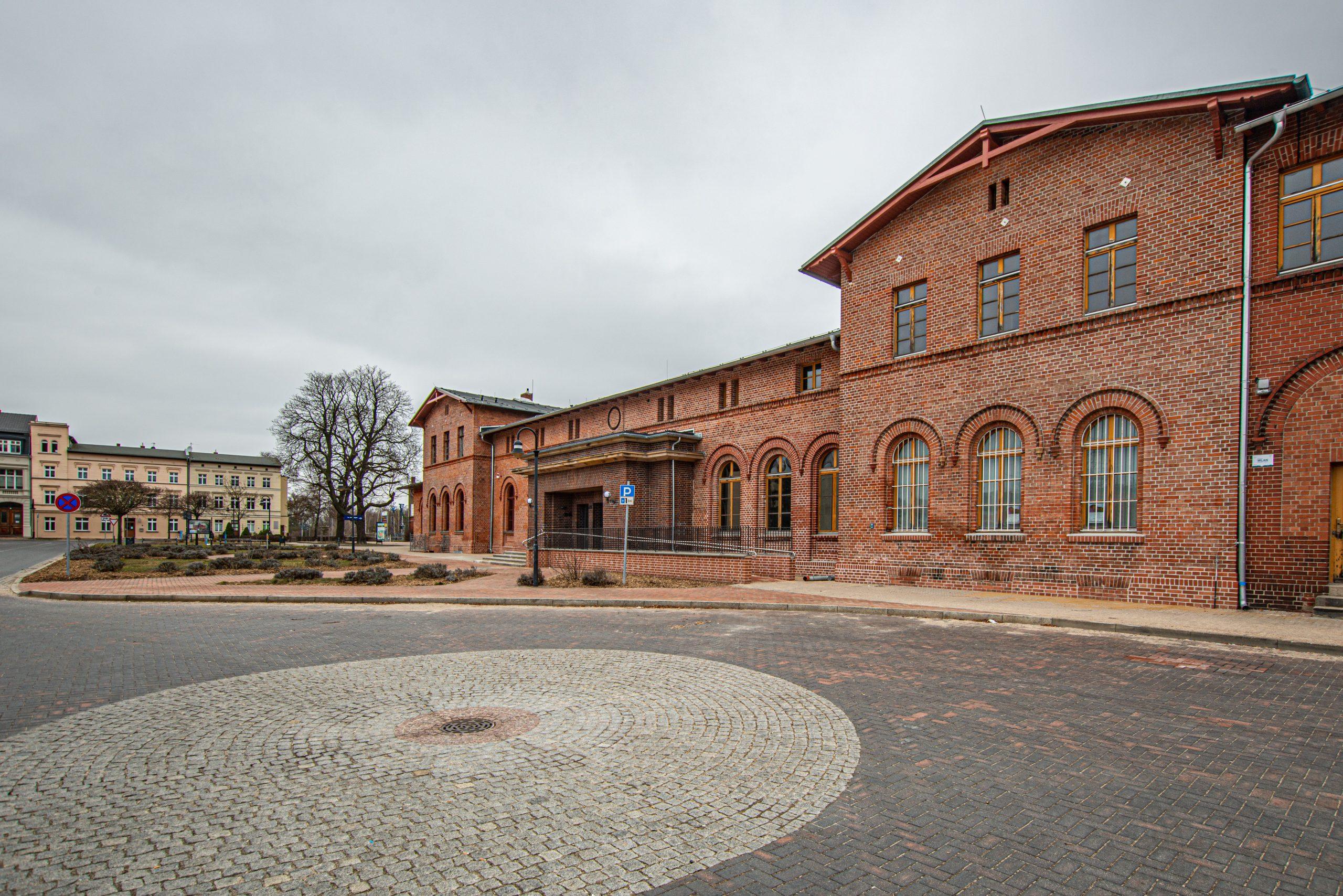 Bahnhof Bad Freienwalde – 1. BA